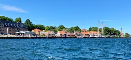 Harbor Kiel-Holtenau