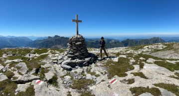 Silberen peak