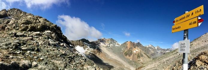 Fuorcla Suvretta 2966m